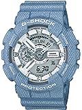 [カシオ]CASIO 腕時計 G-SHOCK DENIM'D COLOR GA-110DC-2A7 メンズ [並行輸入品]