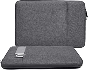 14-15 Inch Laptop Tablet Sleeve Case Bag for HP Chromebook 14/HP Steam 14/HP Pavilion x360 14, Lenovo Flex 14/Lenovo ThinkPad 14/Lenovo Chromebook 14, Acer Chromebook 14/Acer Vivobook 14(Space Grey)