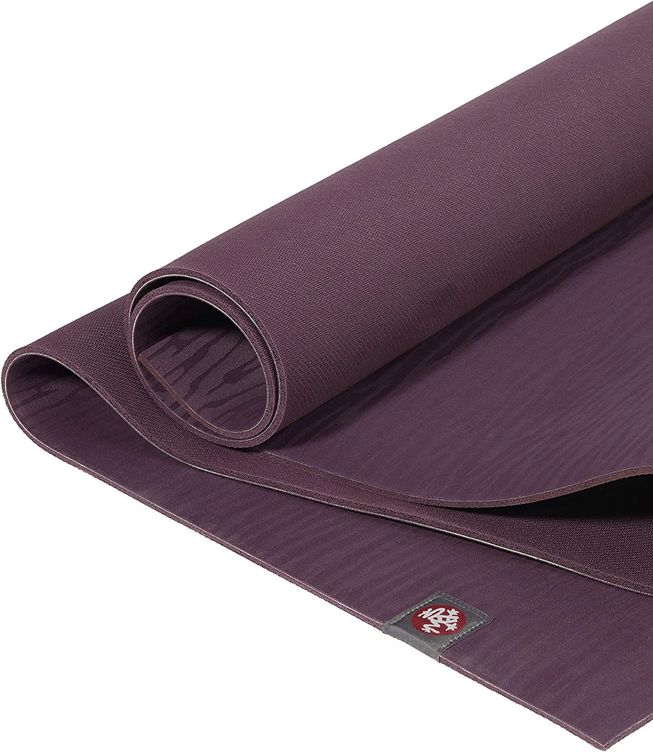 Manduka eKO Yoga Mat – Premium 5mm Thick Mat, Eco Friendly and Made from Natural Tree Rubber. Ultimate Catch Grip for Superior Traction, Dense ...