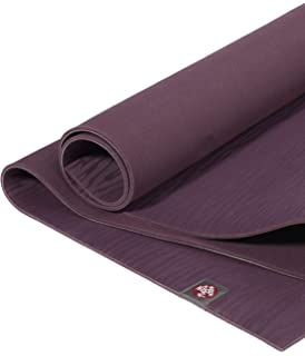 Amazon.com : Manduka X Yoga and Pilates Mat, Black, 5mm, 71 ...