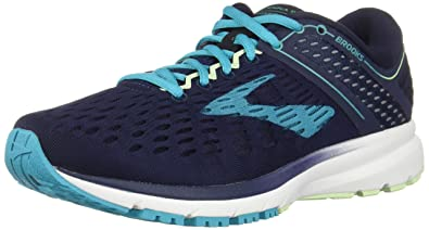 Brooks Womens Ravenna 9 Navy/Blue/Green 6 ...