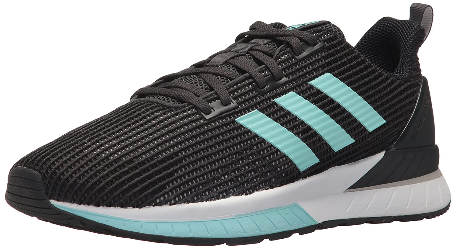 adidas Women's Questar Tnd W Running Shoe B071GRWW4D 10.5 B(M) US|Carbon/Clear Aqua/Black