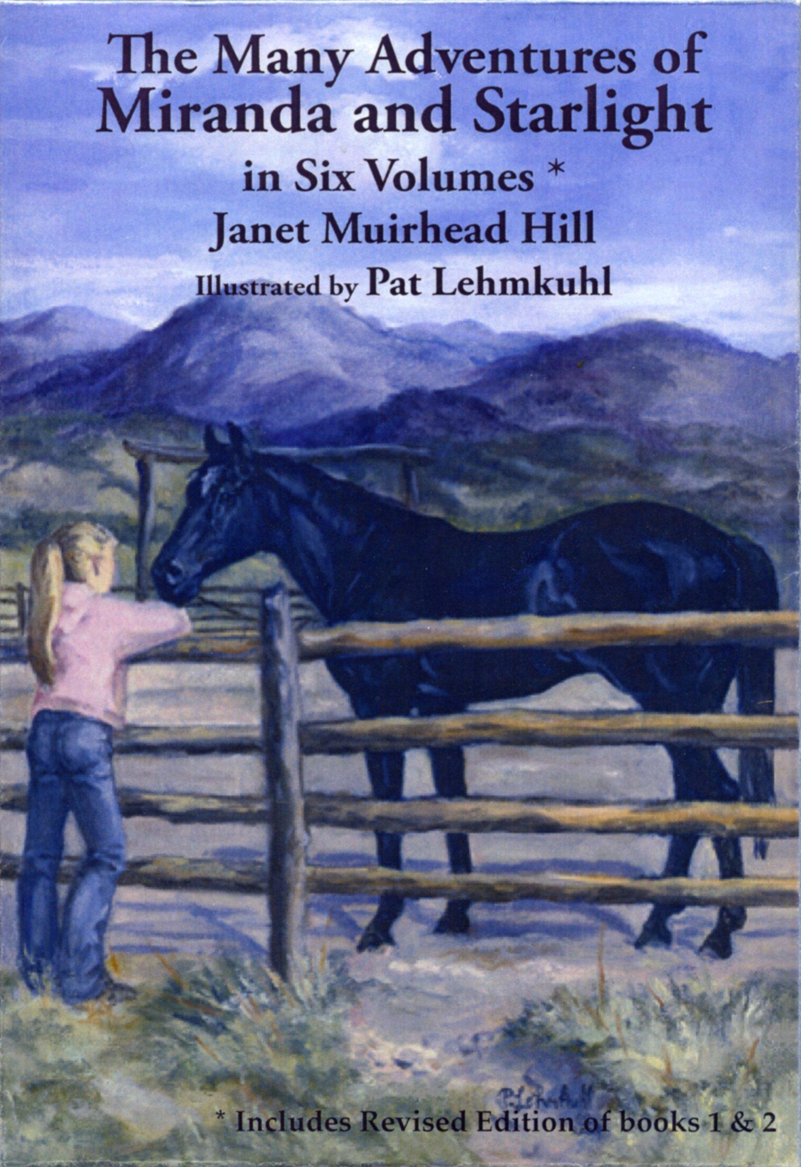 Miranda and Starlight (The Starlight Books, 1)