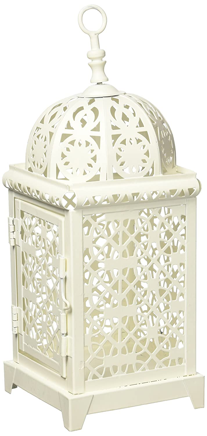 Eastwind Gift Moroccan Aura Candle Lantern Smart Living SS-EG-10016389