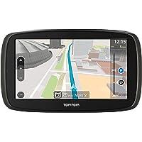 """GPS Automotivo TomTom GO 60B com Mapa Mundo*, tela 6"""" com alerta de radar e leitor de cartão SD"""