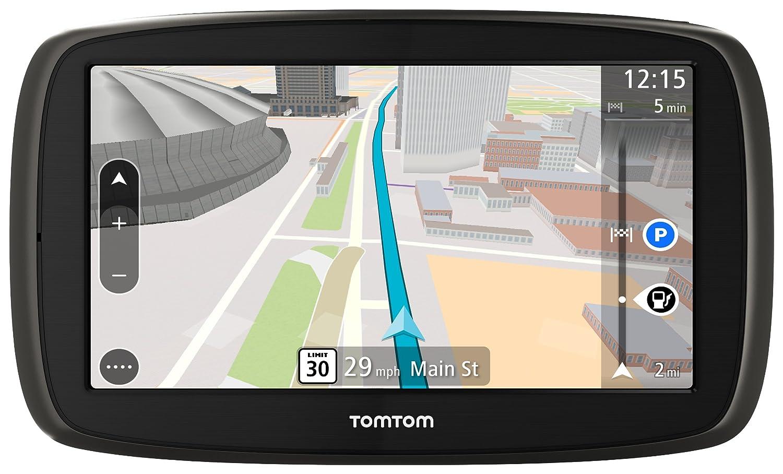 TomTom GO 60S Portable Vehicle GPS 1FC6.019.00