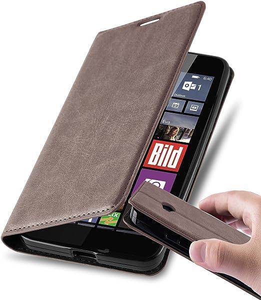 11 opinioni per Cadorabo- Custodia Book Style per Nokia Lumia 640 Design Portafoglio con