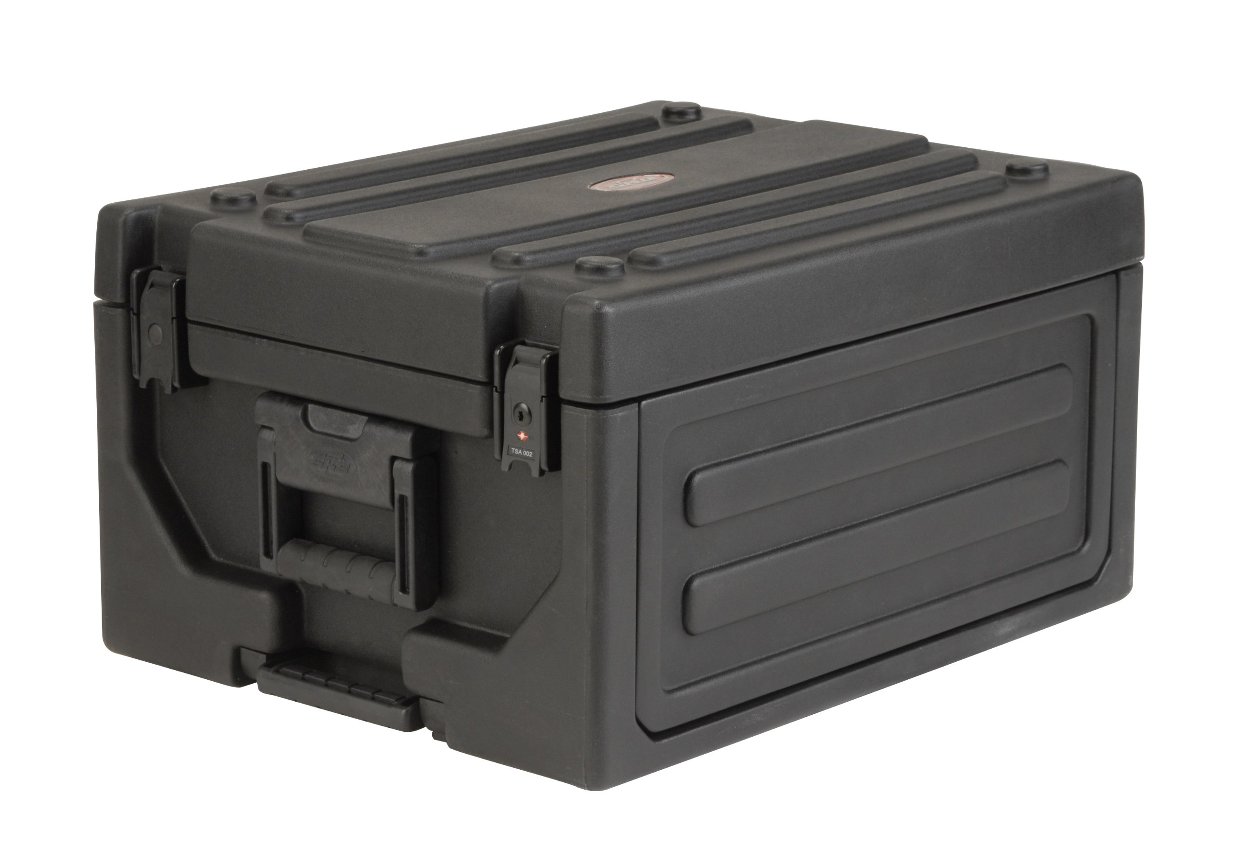 SKB Laptop/4U Rack with two step handle and wheels by SKB (Image #6)