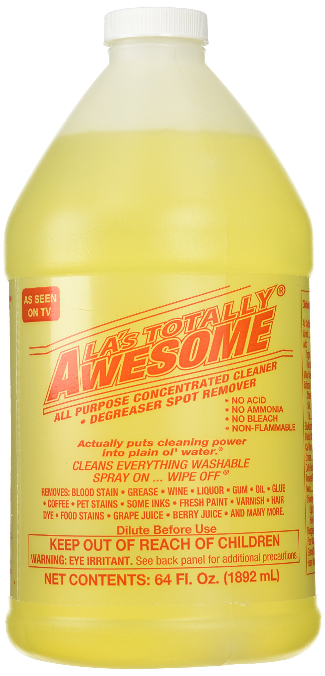 La's Totally Awesome All Purpose Cleaner, 64 oz
