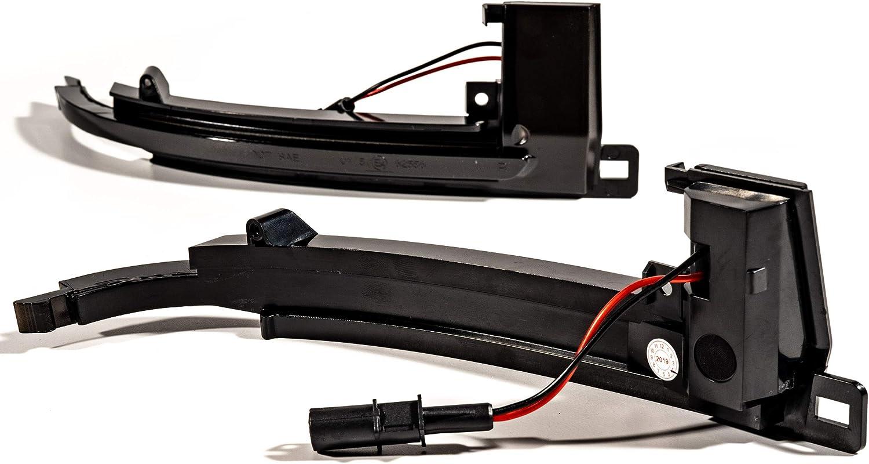 LED Clignotants dynamiques Clignotants Avec homologation V-170807 Lot de 2 clignotants /à LED