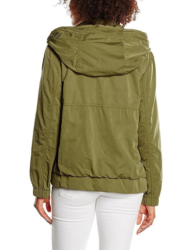Geox - W6221Wt2266, Chaqueta para Mujer, color Verde (Verde (Light Olive)), talla ES 36: Amazon.es: Ropa y accesorios