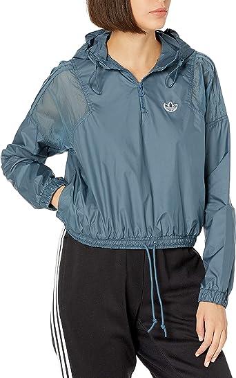 más hueco página  Amazon.com: adidas Originals - Cortavientos para mujer: Clothing