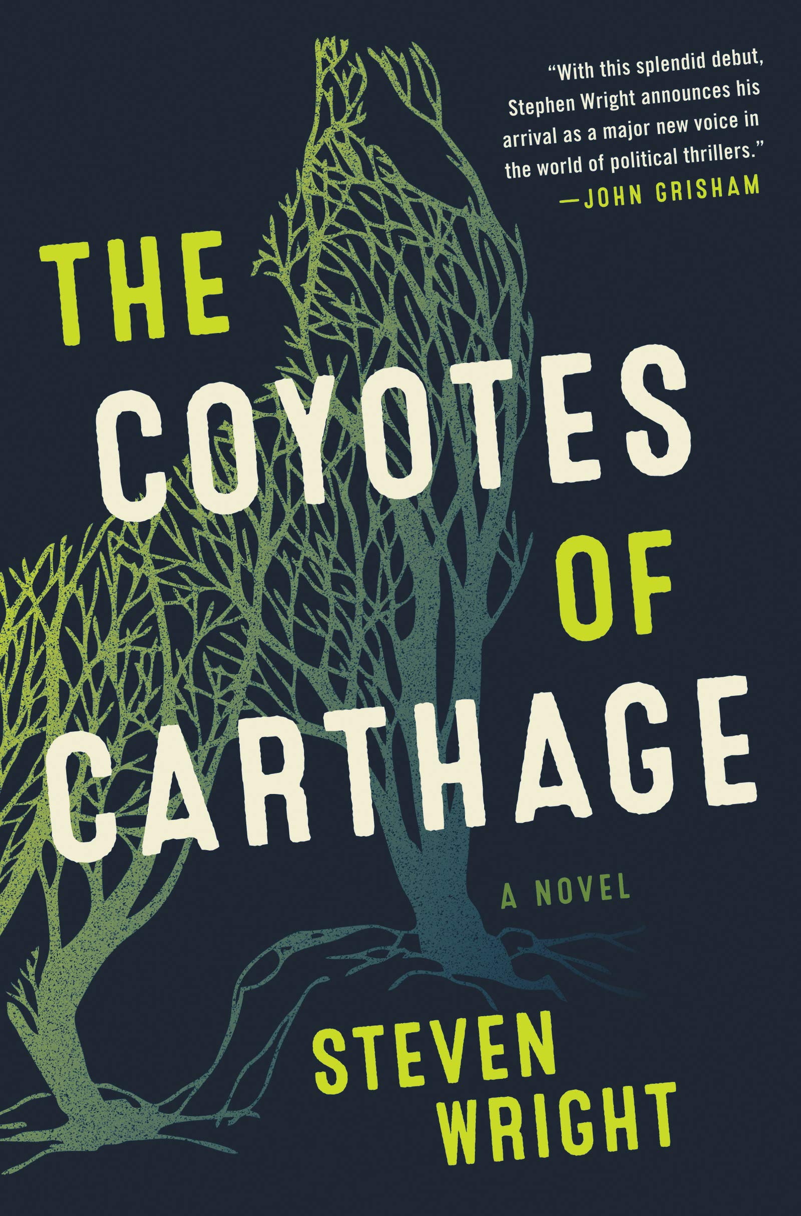 Image result for coyotes of carthage book