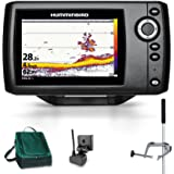 Humminbird Helix 5x Sonar G2 Echolot Portabel Master Plus