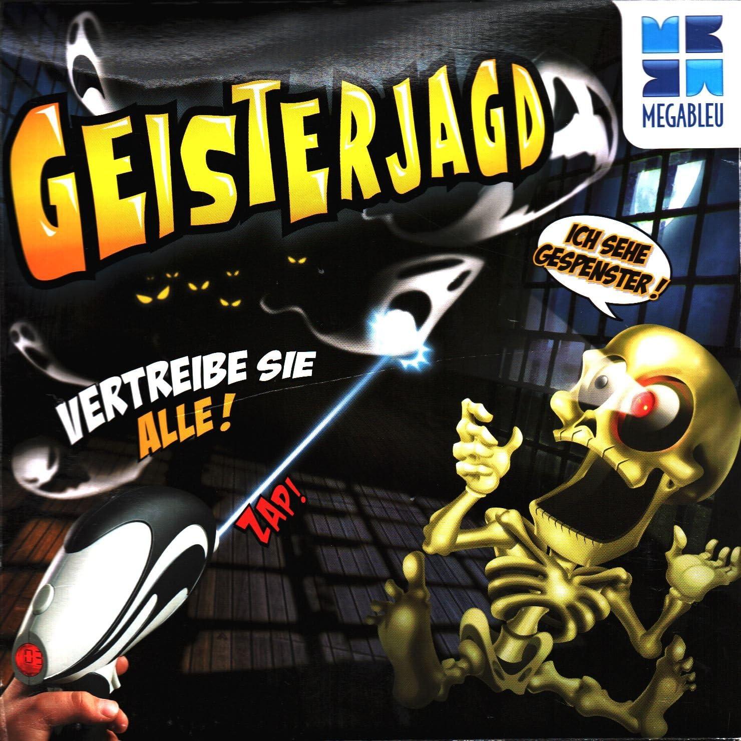 IMC Toys - Cazafantasmas, Juego de Habilidad (versión Alemana ...