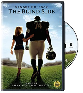 Amazon Com The Blind Side Sandra Bullock Tim Mcgraw Kathy Bates