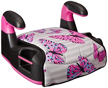 Amazon.com : Evenflo AMP Select Car Booster Seat, Butterfly : Baby