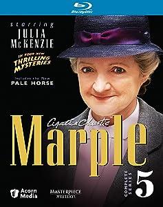 Agatha Christie's Marple: Complete Series 5 [Blu-ray]