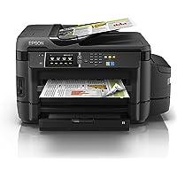 Epson EcoTank ET-16500 4-in-1 Tinten-Multifunktionsgerät (Kopie, Scan, Druck, Fax, A3, ADF, Full-Duplex, WiFi, Ethernet, Display, USB 2.0, großer Tintentank, hohe Reichweite, niedrige Seitenkosten)