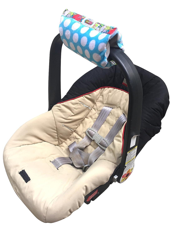 Padalily Original Car Seat Handle Cushion Quatre Pink