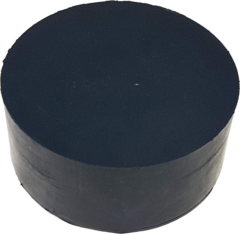 Stix Gummiauflage 125x13mm Gummiklotz Gummiblock Hebeb/ühne Wagenheber Gummiauflagen