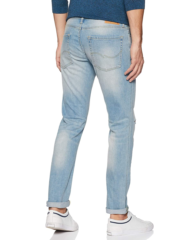 1a90bbd3 Jack & Jones Men's Ben Skinny fit Jeans: Amazon.in: Clothing & Accessories