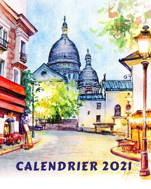 Beau Calendrier 2021 Amazon.com: Calendrier 2021: Calendrier mensuel 2021 avec de beaux