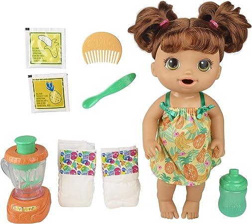 Baby Alive Magical Mixer Baby Doll (Hispanic)