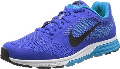 Nike Air Zoom Fly 2, Scarpe sportive, Uomo, Blu (Blue (Lyon Blue/Black/Bl Lagoon/Wht 404)), 42: Amazon.es: Zapatos y complementos