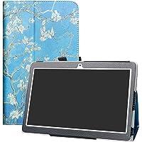 """LFDZ ALLDOCUBE M5 Custodia, Slim Ultra Pelle Sottile e Leggera Cover Case Custodia per 10.1"""" ALLDOCUBE M5 Tablet,Almond Blossom"""
