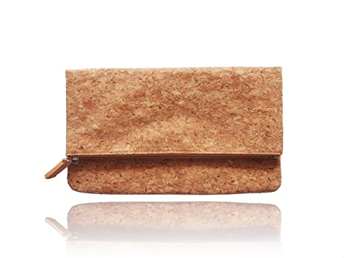 Amazon.com: corcho Fold Embrague Embrague de plegado ...