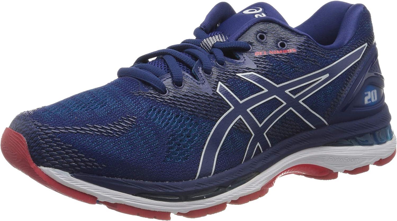 ASICS Gel-Nimbus 20, Zapatillas de Running Hombre