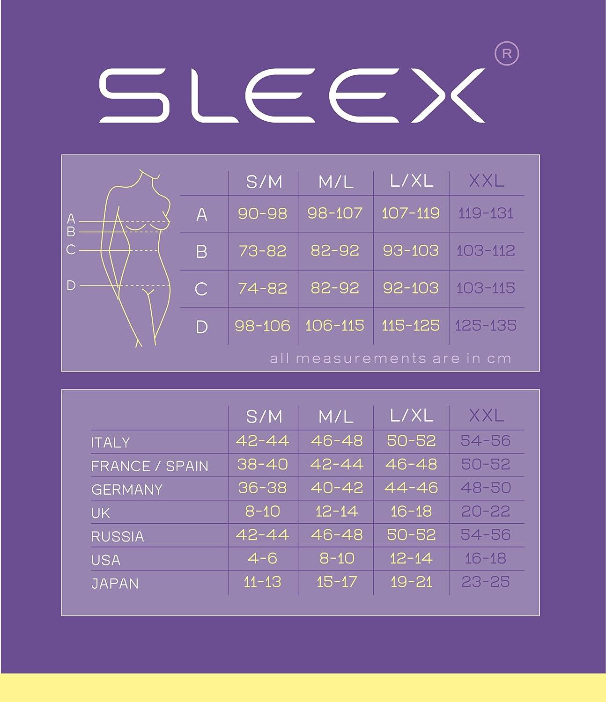 SLEEX Figurformende Shapewear Leggings 44023