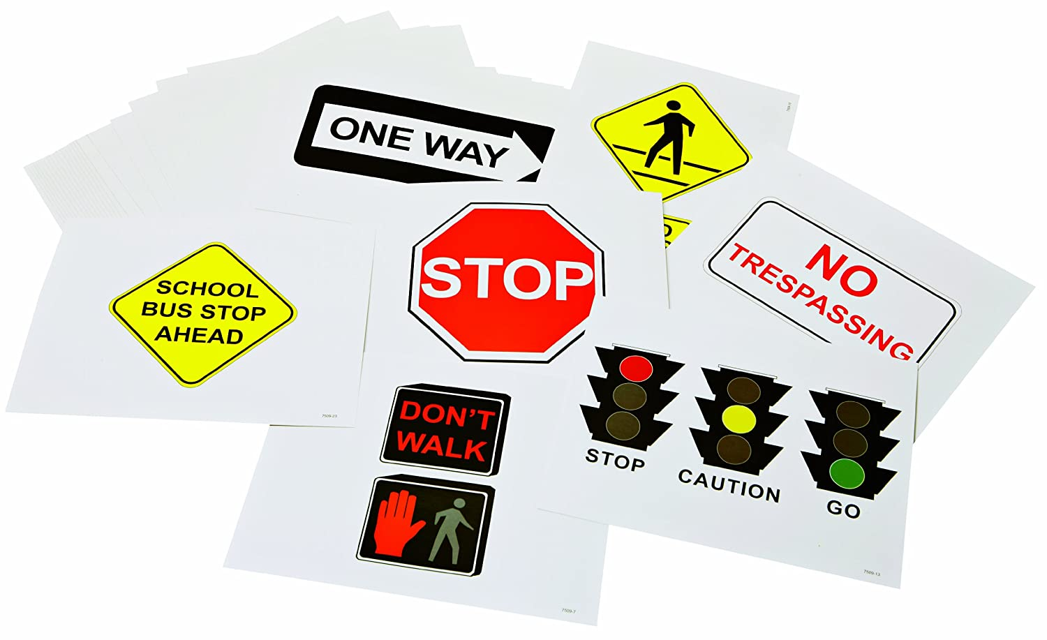 Amazon Community Safety Signs Set Of 32 Sports Outdoors