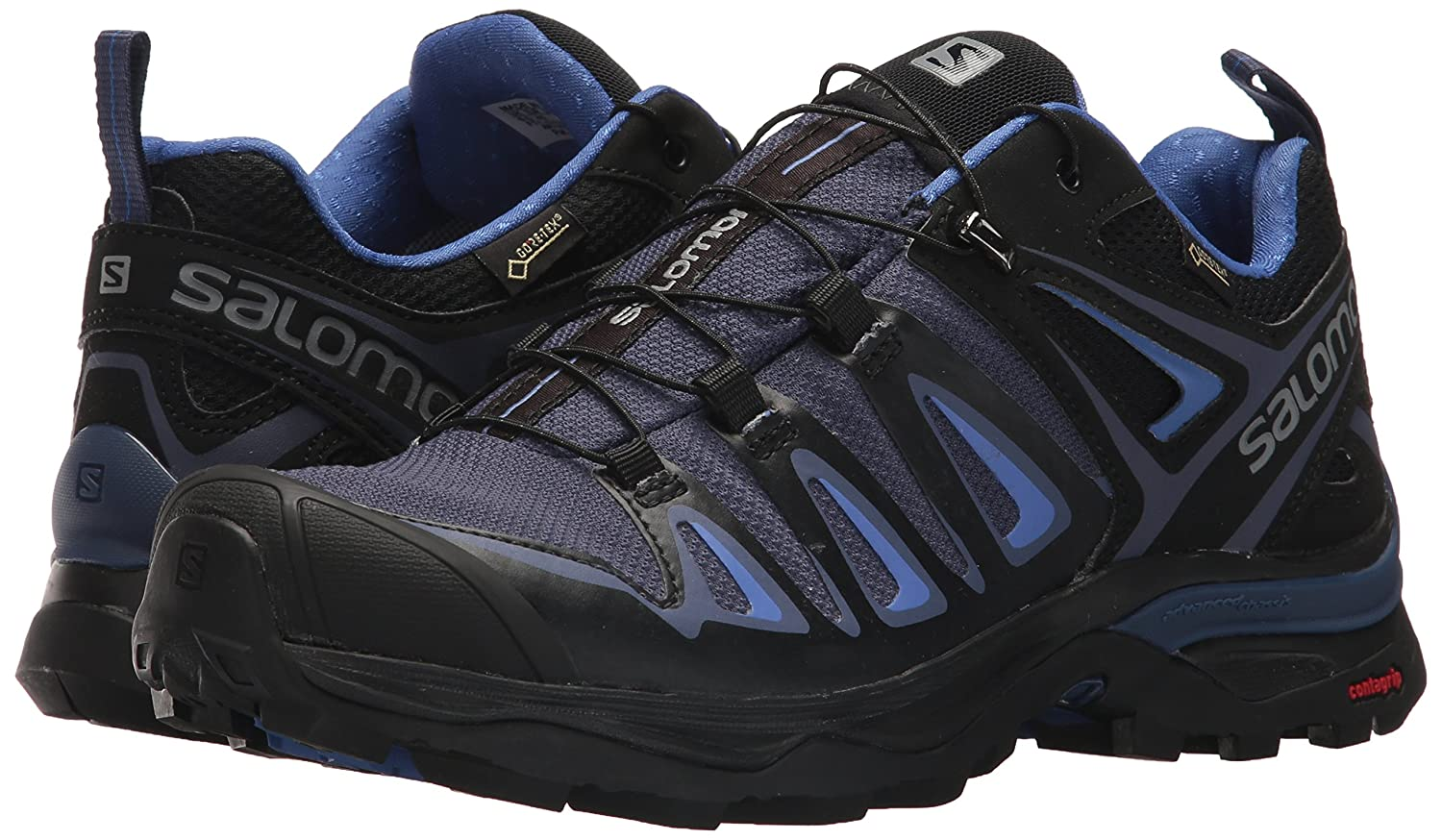 Salomon Women's X Shoes Ultra 3 GTX Hiking Shoes X B072LR1SF4 8.5 B(M) US|Crown Blue e97f79