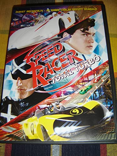 Amazon.com: Speed Racer (2008) / Speed Racer - Total turbo: Emile Hirsch, Nicholas Elia, Susan Sarandon, Ariel Winter, Scott Porter, Andy Wachowski, ...