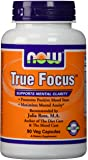 Now Foods True Focus - 90 vcaps (Pack of 2)