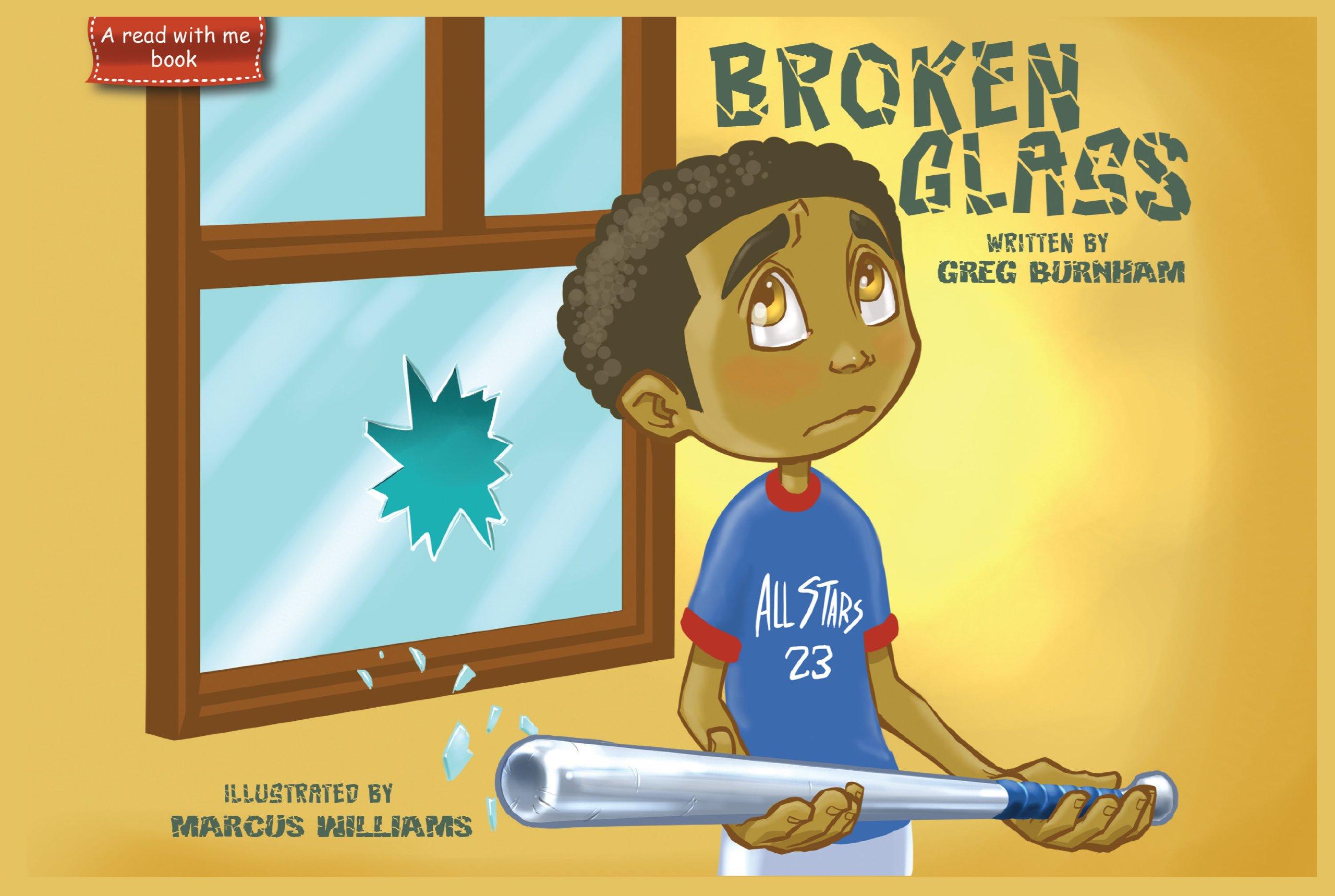 Broken Glass (A read with me book) pdf epub