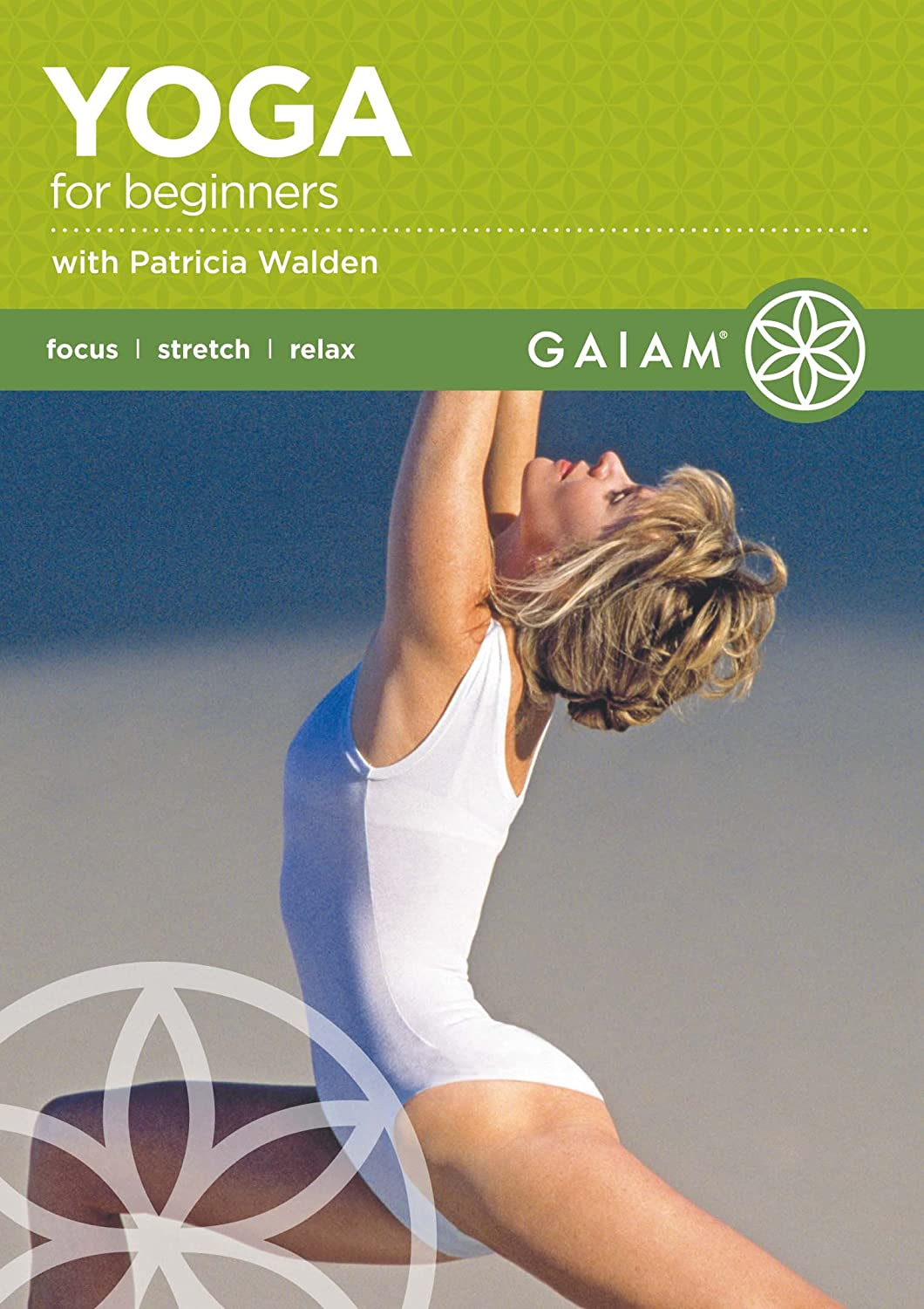 Amazon.com: Yoga for Beginners: Patricia Walden, Steve Adams ...