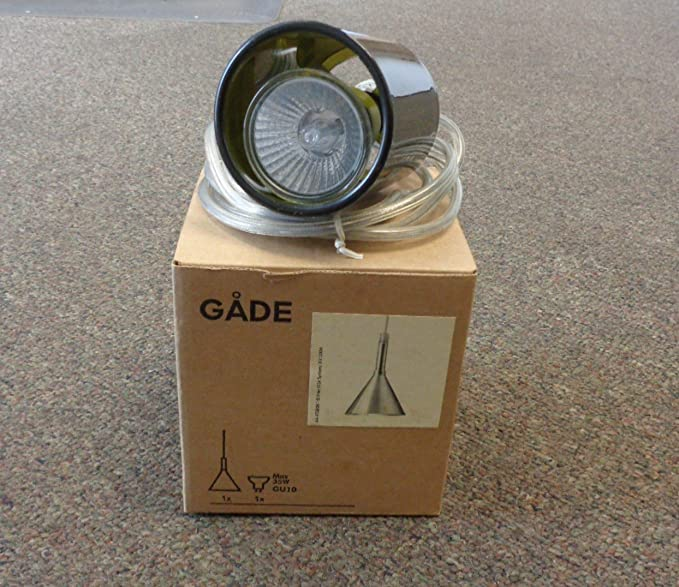 Amazon.com: Nueva IKEA Gade Hanging foco Halógena de lámpara ...