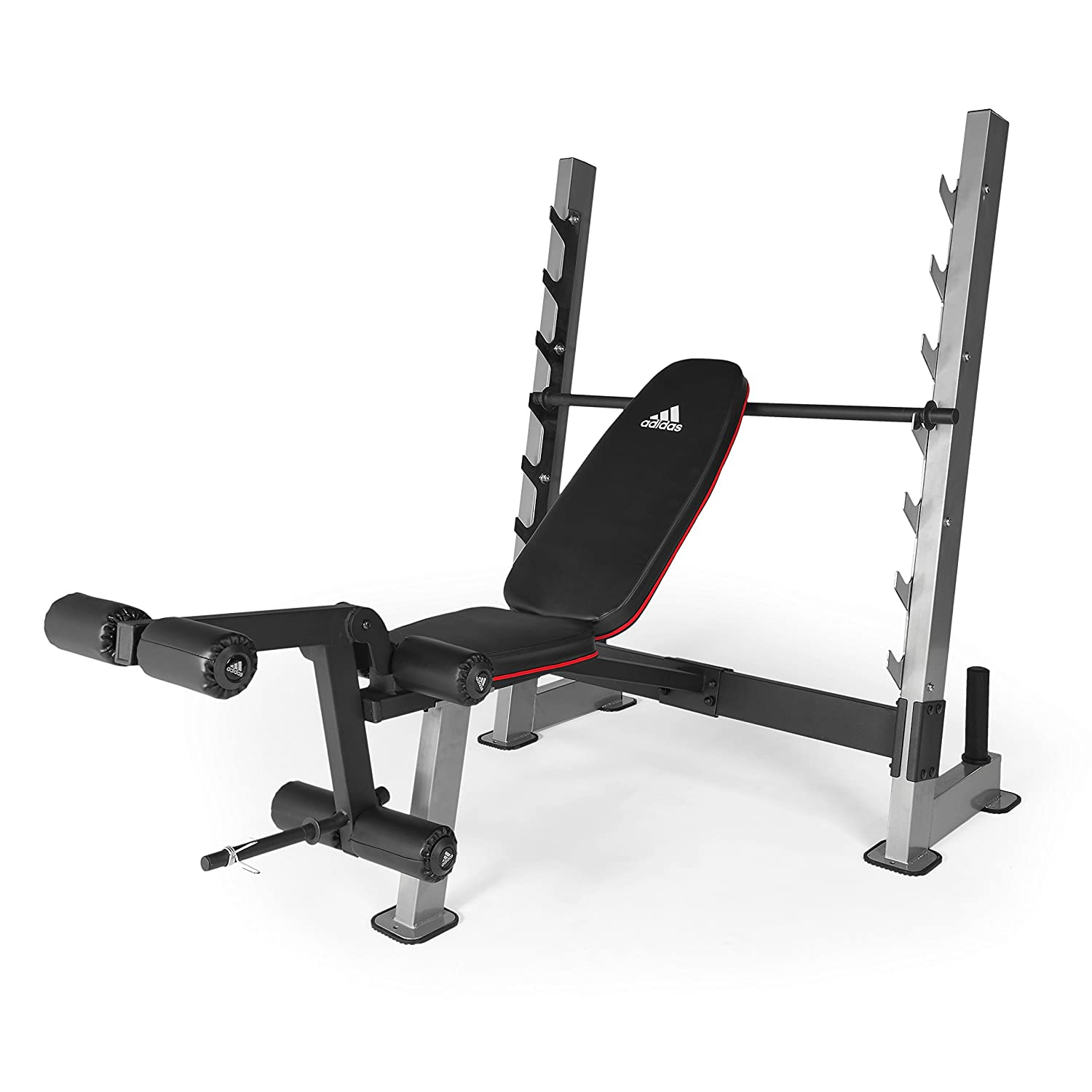 lifting fitexpert press one pull bicep down leg station pm squat developer exercise lats bestpriceshop and equipment a squ barbell bench each weight end feature of develop rack htm helps this sale i muscles dumbbell set
