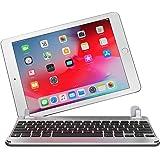 Brydge 9.7 iPad Keyboard | Aluminum Bluetooth Keyboard for 9.7 inch iPad (6th Gen), 5th Gen iPad (2017), iPad Pro 9.7…