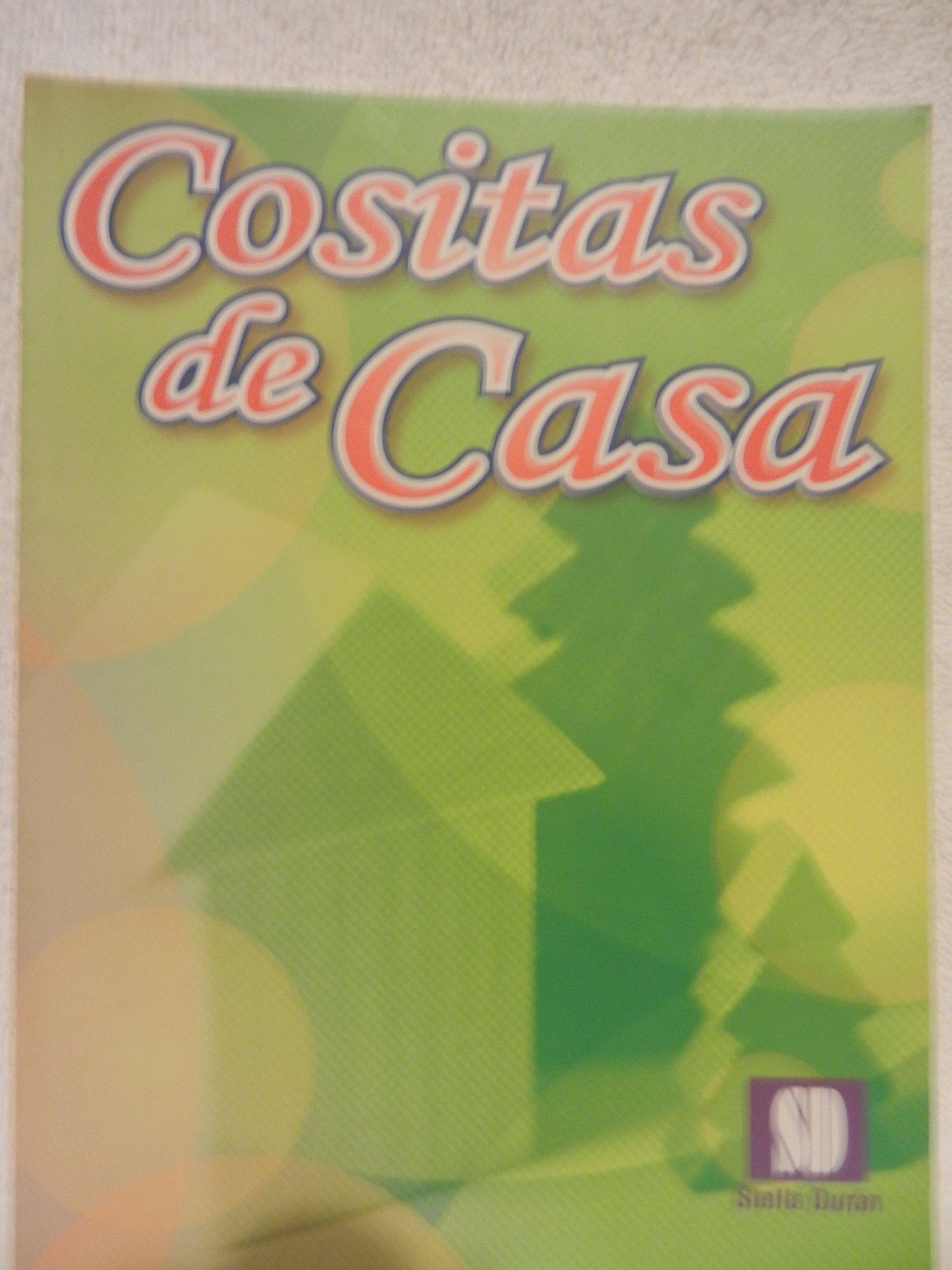 Cositas De Casa (Spanish) Paperback – 2010