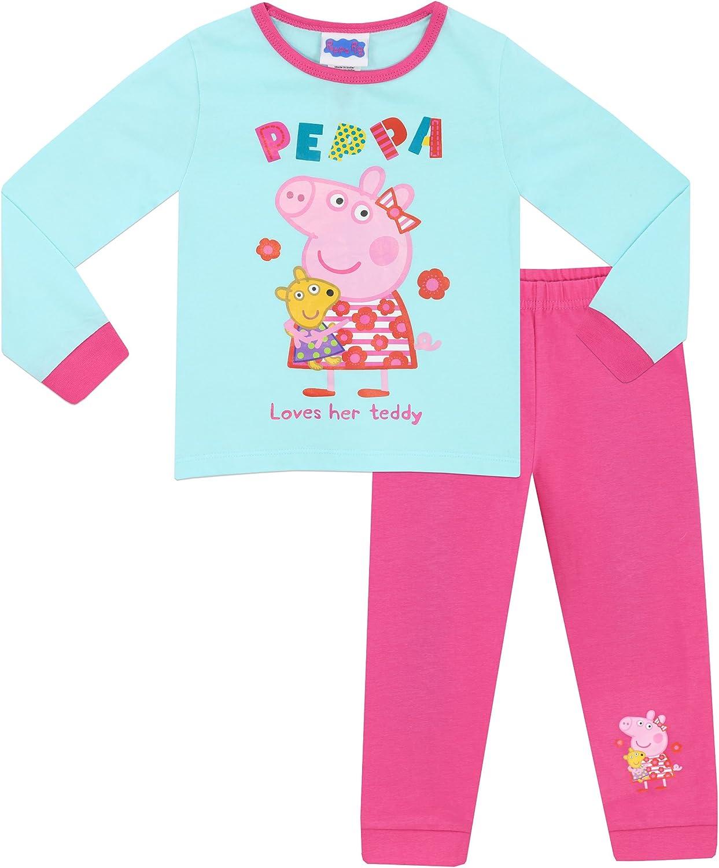 Peppa Pig - Pijama para niñas