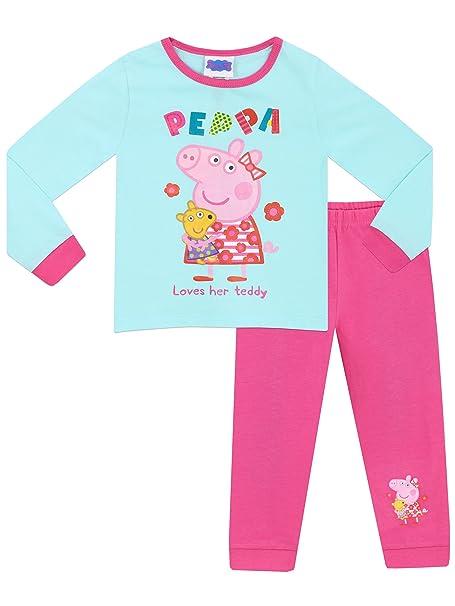 Peppa Pig - Pijama para niñas - Peppa Pig - 2 - 3 Años