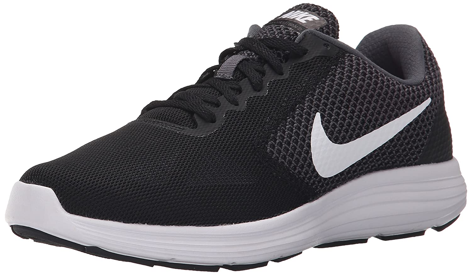 half off 9cc58 98feb Amazon.com   NIKE Women s Revolution 3 Running Shoe   Running