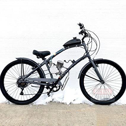 Bicycle Motor Works - Kit de bicicleta motorizada Easy Rider Cruiser: Amazon.es: Coche y moto