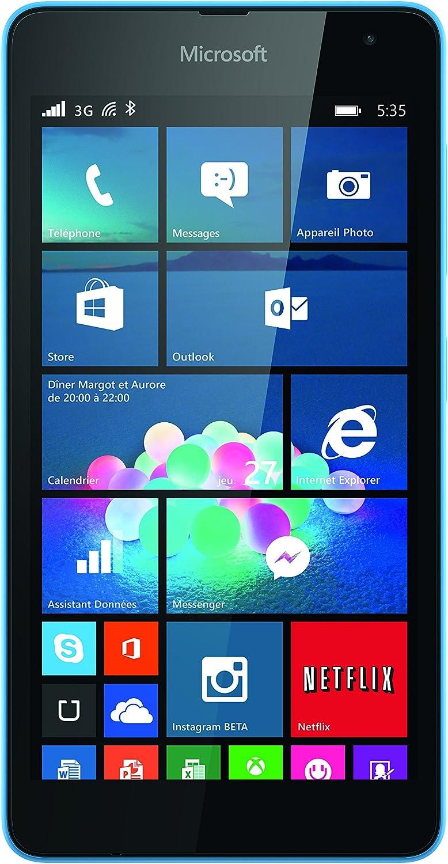Microsoft Lumia 535 - Smartphone Libre Windows (Pantalla 5