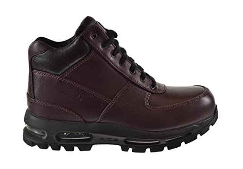 amazon com nike acg air max goadome men s boots deep burgundy rh amazon com