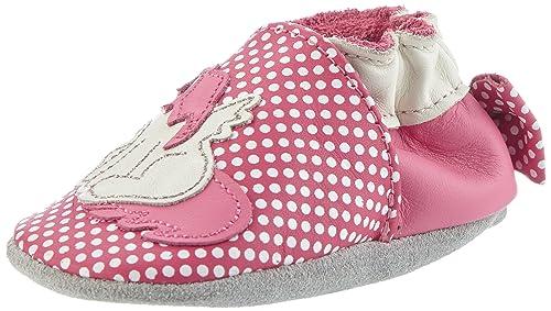 Robeez Pink Unicorn, Chaussons bébé Fille, Rose (Fuchsia), 19 20 EU ... 757d67b0fa31